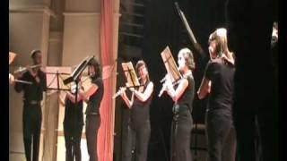 Ave María Guaraní-La Misión (Morricone). Ensemble de flautas BOËHM