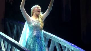 'Let It Go' from Frozen Live At The Hyperion, sung by Chelsea Franko