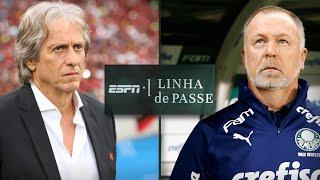 Jorge Jesus, Mano Menezes ou Sampaoli: quem você escolheria para seu time?   Linha de Passe