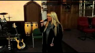 Lord How I Love You Fred Hammond (Cover)