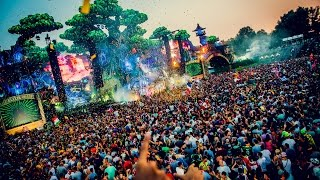 Dit was Tomorrowland 2016. Life is music.