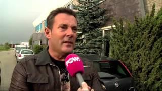 Gerard Joling verwijderd uit Walk of Fame Rotterdam