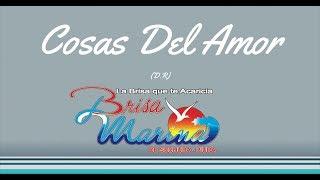 COSAS DEL AMOR - BRISA MARINA DE SECHURA - Video Lyric Oficial