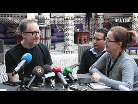 """Video : James Gray : """"Le FIFM est expérience enrichissante"""""""