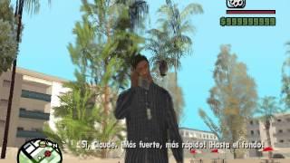 Gta San Andreas /Llamada de catalina al terminar el juego/ Catalina follando con Claude Speed/