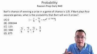 [Math 2] Probability