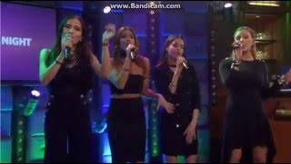 TP4Y - La La Love (RTL Late Night)