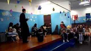 Apresentação no Burkart(Música)