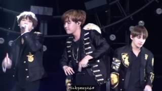 160723 BAEPSAE (뱁새) - JHOPE (정호석) FOCUS | BTS HYYH EPILOGUE IN BEIJING