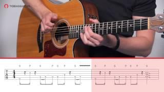Tobias Rauscher - Guitar Slapping Tutorial [Riffbox]