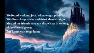 Castle on the Hill by Ed Sheeran with lyrics