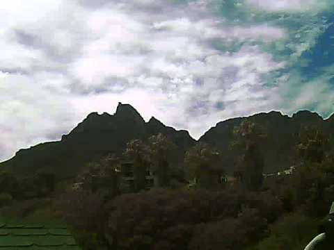 Timelapse Video – Table Mountain – 31/12/2010