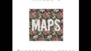 Maroon 5 - Maps (MasterTrak Remix)(1)