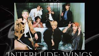 BTS - Interlude: Wings. Letra fácil (pronunciación)