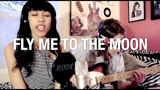 Fly Me to the Moon - Brittany Butler (ft. Nate Patrick)