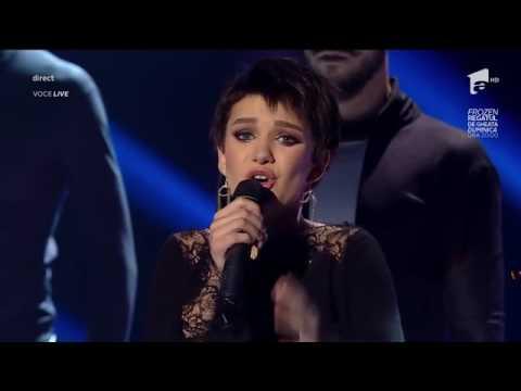 """Feli - """"Cine te crezi?"""". Olga Verbițchi, a doua gală live X Factor!"""