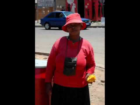 The city of Soweto