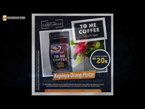 Foto Slide Show Produk To Me Coffee SMK Muhammadiy