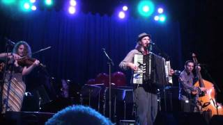 "Jason Webley LIVE ""Constellation Prize"" 11/11/11 (3/29) HD"