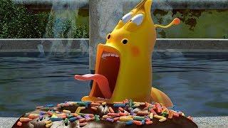 LARVA - THE DONUT | 2017 Cartoon Movie | Videos For Kids | Kids TV Shows Full Episodes