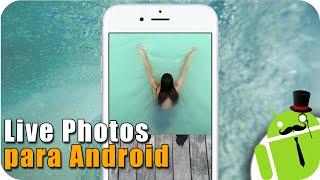 Tutorial Live Photos en CUALQUIER Android GRATIS - Crea GIF Rápido y Fácil