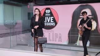 DUA LIPA - Blow Your Mind (MWAH)(iHeartRadio Live Sessions)