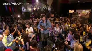 Vance Joy - Riptide (Live from the Paper Towns Get Lost Get Found Livestream)