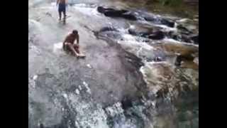 Cachoeira do gloria-Mirai