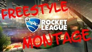 ROCKET LEAGUE PRIVATE MATCH FREESTYLE MONTAGE!!