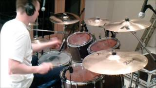 Soundgarden - Been Away Too Long ( Drum Cover )