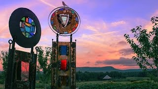 Art in the Orchard 2015, Easthampton, MA, Park Hill Orchard, Video Tour, Pioneer Valley
