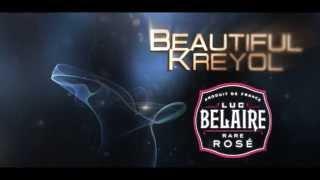 """BEAUTIFUL KREYOL édition Champagne Deluxe avec la bouteille """"LUC BELAIRE"""" LE 15/11/14 AU GUEST LIVE"""