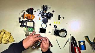 Nikon D3100 Teardown