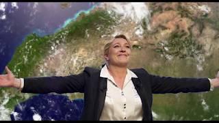 Marine Le Pen PARTY GENERIQUE ESRA 2017