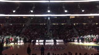 "Pistons Dancers- ""RIP"" 2/26/17"