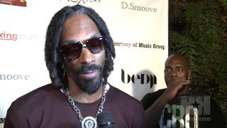 Snoop Lion Talks 'One Life TO Live' - HipHollywood.com