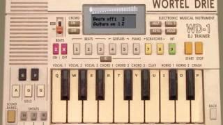 Treball Analàlisi Musical | WD-1 DJ TRINER (impro by Pepefuee)