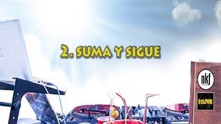 """GORDO MASTER """"SUMA Y SIGUE"""" Con letra.  Summertime the mixtape"""