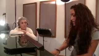 Retrato - Telepatia - Lara Li e Rita Guerra - Documentário