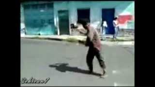 La roncona con el baile tradicional de los pueblos,