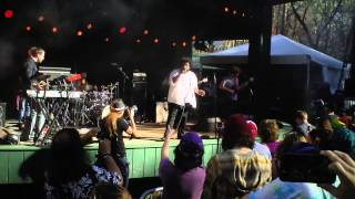 AURA Music Festival 3-8-2015 - The Main Squeeze - Billy Jean