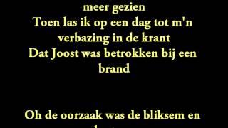 Lawineboys - Joost (Karaoke versie)