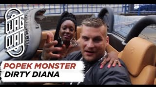 POPEK MONSTER - DIRTY DIANA (MATHEO PRODUCTION)