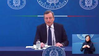 Conferenza stampa sul Decreto Sostegni - www.canalesicilia.it