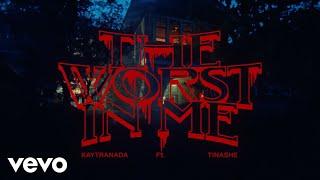 KAYTRANADA - The Worst In Me (ft. Tinashe)