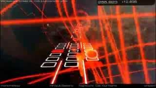 Audiosurf 2 : Nightcore - Call Your Name [ Hiroyuki Sawano ] (HD)