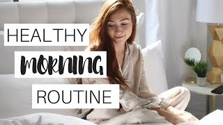MORNING ROUTINE FOR A HEALTHY MIND AND BODY width=