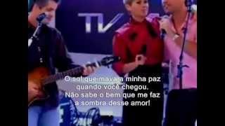"""GeO LoPeS canta: """"água de oceano"""" [feat"""" Víctor, Léo & Xuxa - versão ruím!]"""