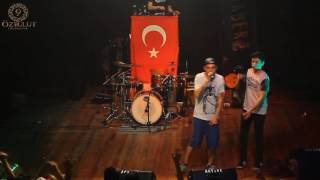 Sansar Salvo - Kafanı Boşalt /Öo Vol.9 İSTANBUL TRİP
