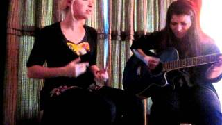 """No Stress"" acoustic cover - by ANDEE and VANESS"
